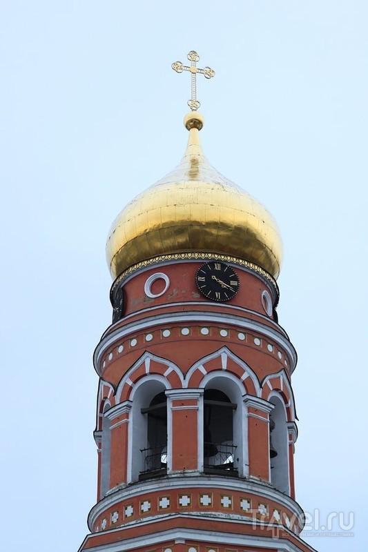 Колокольня / Фото из России