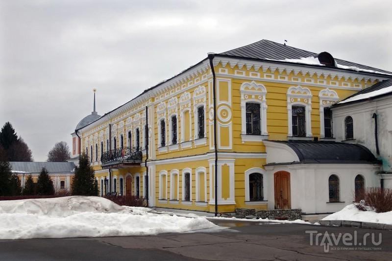 Настоятельский корпус / Фото из России