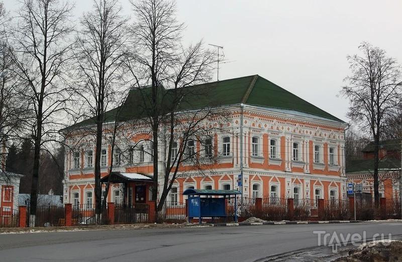 Поселковая больница / Фото из России