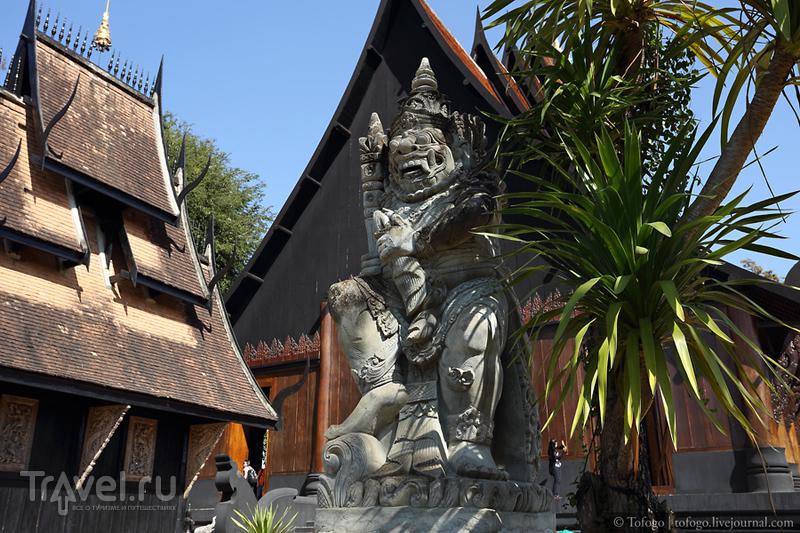 Таиланд. Чианграй. Черный дом / Фото из Таиланда
