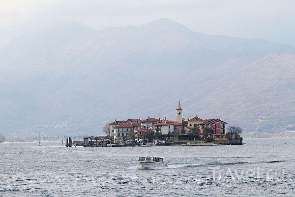 Пескаторе или рыбацкий остров / Италия