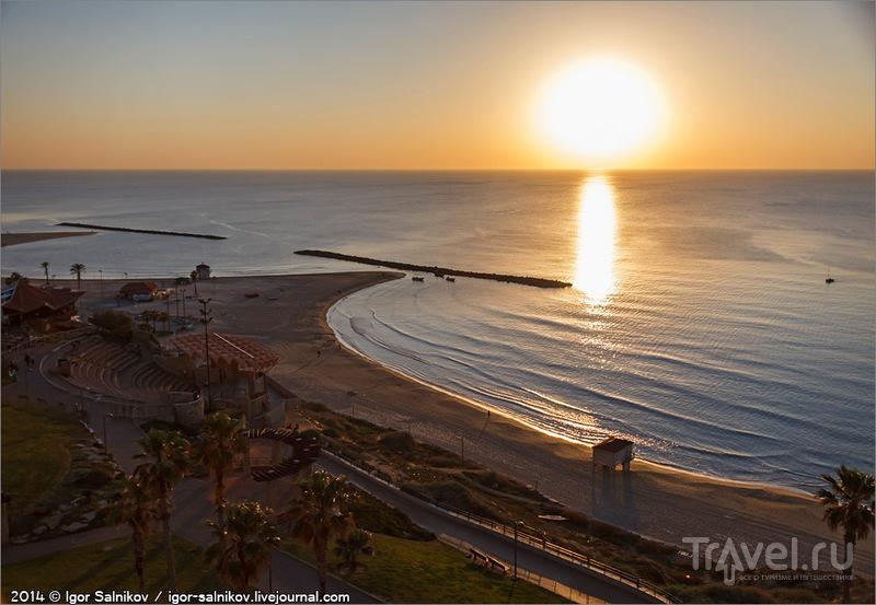 Нетания: средиземноморская жемчужина Израиля / Фото из Израиля