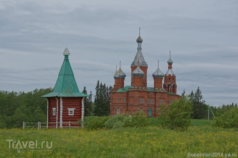Село Волговерховье / Россия