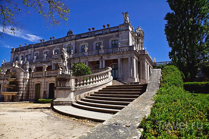 Дворец Келуш / Португалия