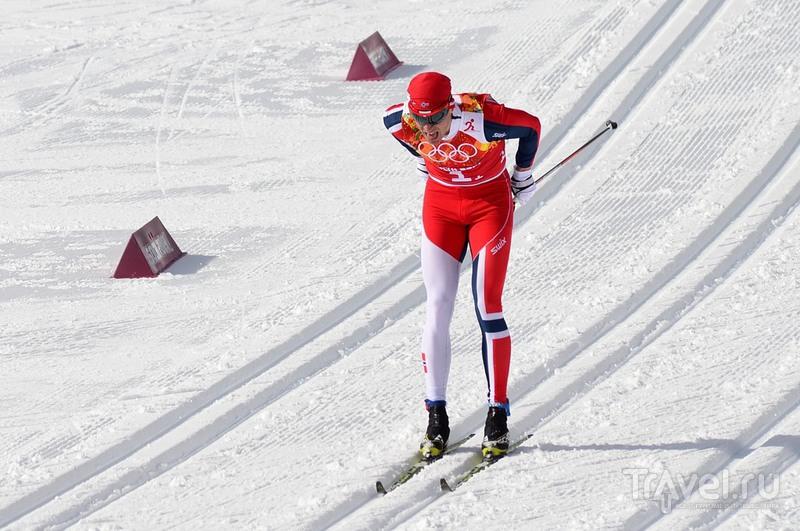Олимпийская Лаура / Фото из России