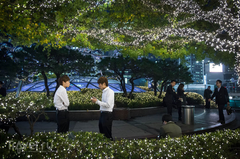 Две Кореи: Южная Корея / Южная Корея
