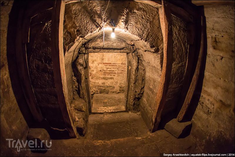 Тюрьма для ВИП-персон или Золотые Ворота Царьграда / Турция
