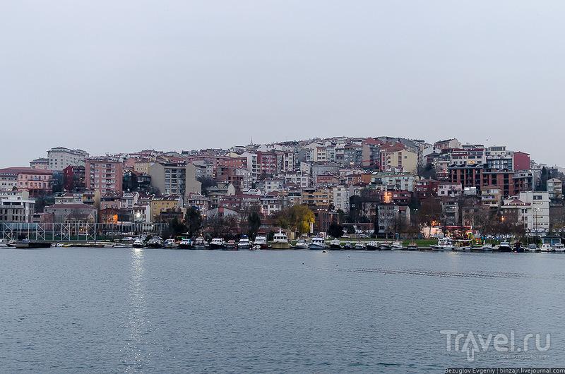 Стамбул. Прогулка по воде / Фото из Турции