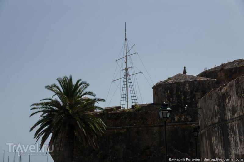 Крепость Кашкайша / Фото из Португалии