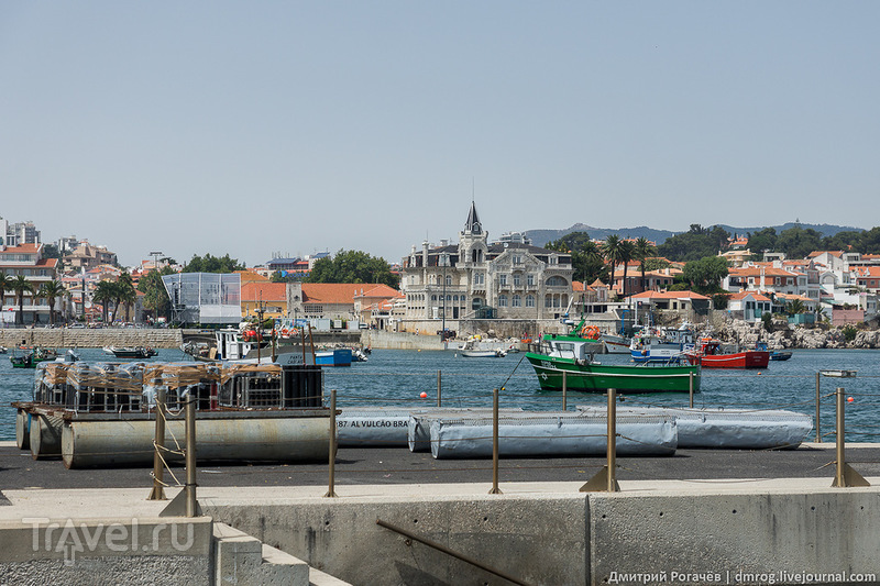 Вид на город / Фото из Португалии