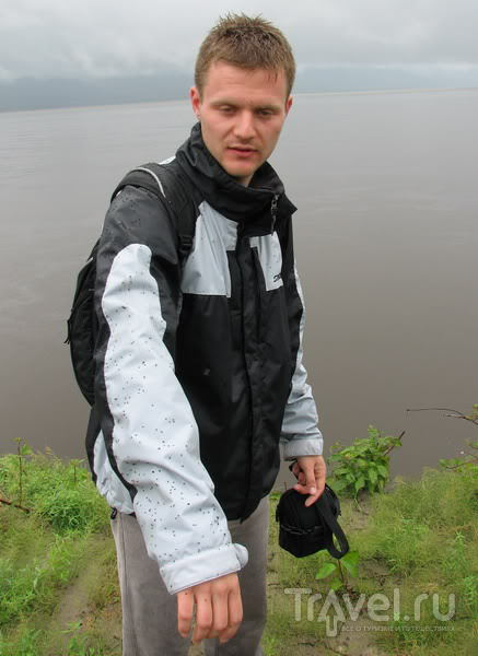 Якутия. По Лене. Усть-Вилюйский хребет / Фото из России