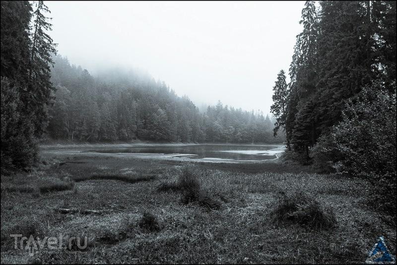 Синевир. Таинственная чаша Карпат / Украина