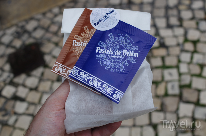 Сладкий Лиссабон / Португалия