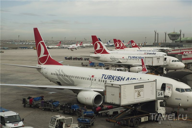 Бесплатно от Turkish Airlines / Турция