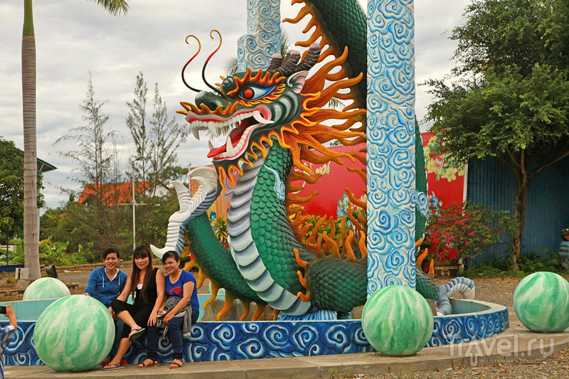 Фантхьет: детский парк / Вьетнам