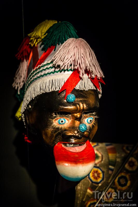 Уникальная коллекция боливийских масок / Фото из Боливии