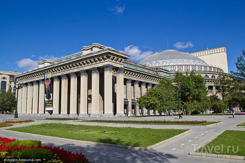 Новосибирский государственный театр оперы и балета, Россия
