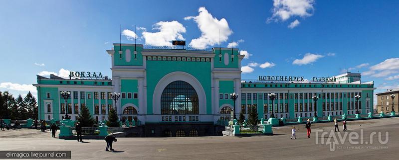 Современный Новосибирск - здания, люди, история