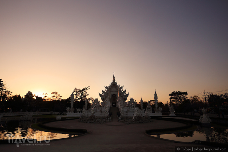 Таиланд. Ват Ронг Кхун / Фото из Таиланда