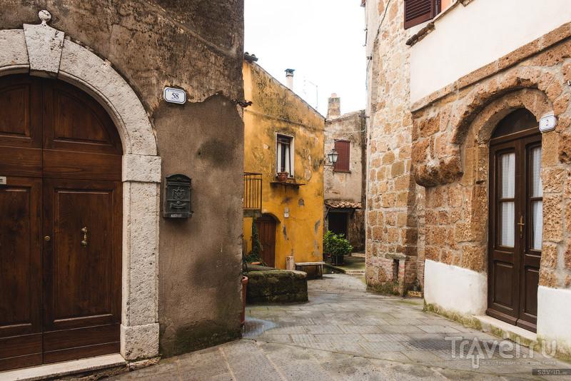 Города Тосканы. Средневековая провинция / Фото из Италии