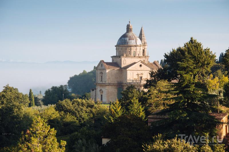Монтепульчано. Тоскана, Италия / Фото из Италии