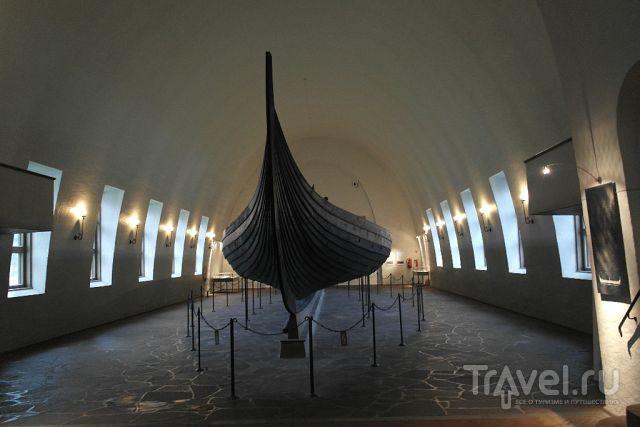 Осло, музей кораблей викингов и вокруг / Норвегия