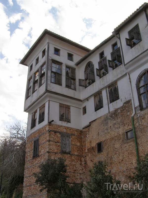 Алания. Сельджукская крепость / Турция