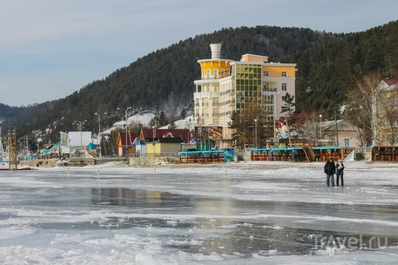 Байкал, Ангара и Листвянка / Россия