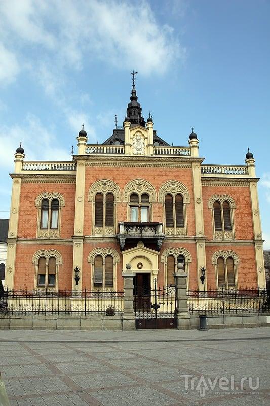 Административное здание, Нови-Сад, Сербия / Фото из Сербии