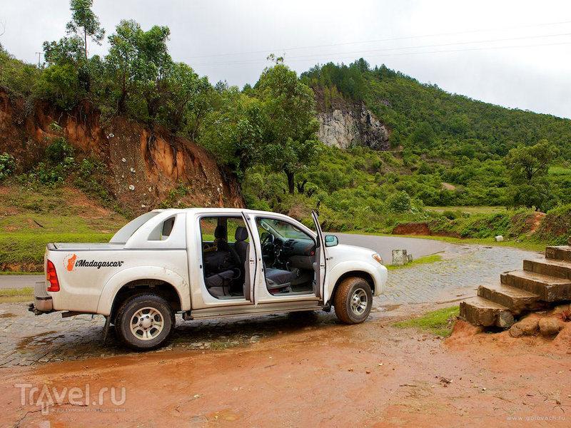 Мадагаскарские кружева. Дорога на юг от Антананариво к Тулеару / Мадагаскар