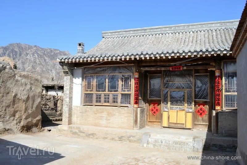 Цзиминъи - древняя почтовая станция и гарнизон / Китай