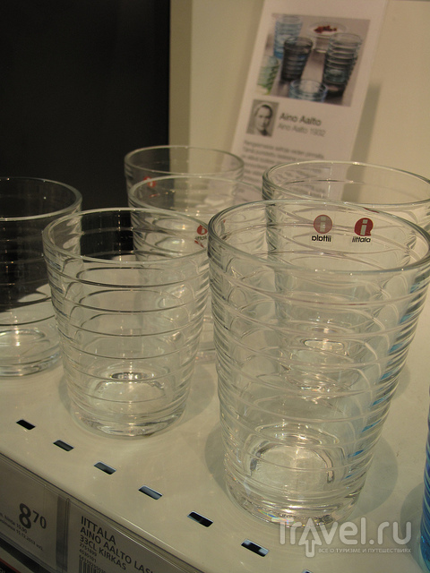 Финские сувениры: опыт субъективного шопинг-гида / Финляндия