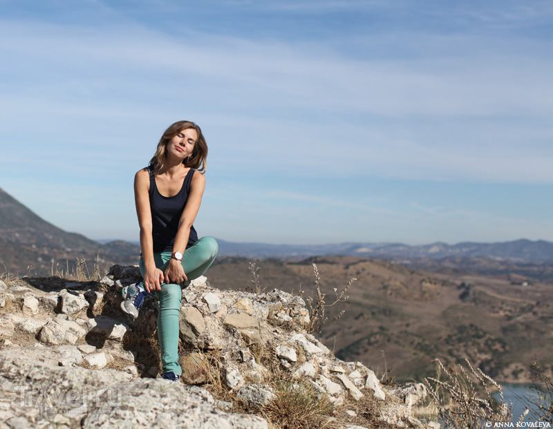 Белые города Андалусии. Ронда и Захара / Испания