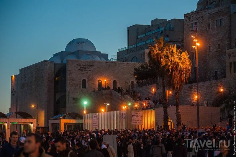 Израиль, Иерусалим. Шабат / Фото из Израиля