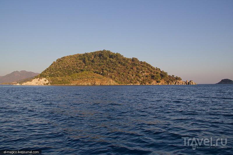 Мой самый злобный отчет - Памуккале в Турции / Фото из Турции