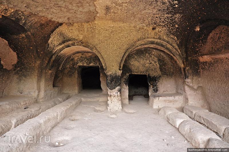 Пещерный монастырь Вардзия, Грузия / Фото из Грузии