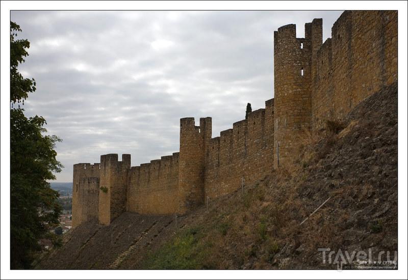 Томар: замок тамплиеров / Португалия