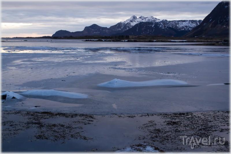 Красоты Зимних Лофотен. Остров Vestvågøy / Фото из Норвегии