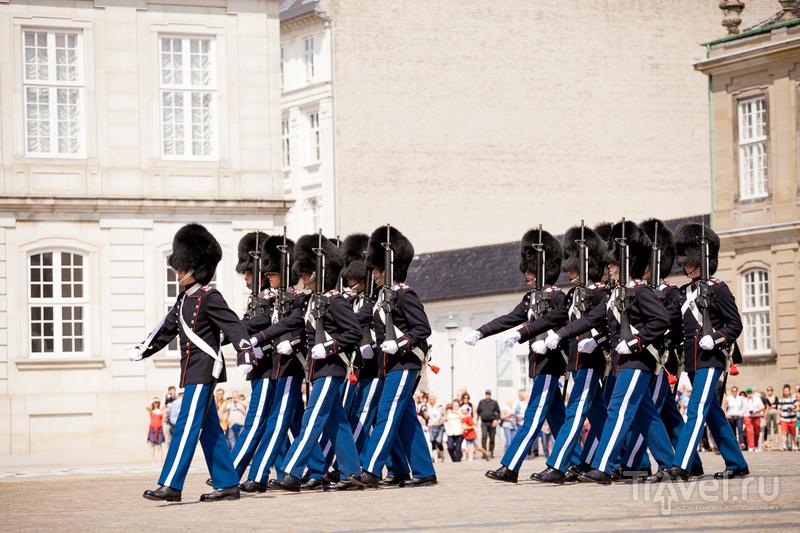 Оловянные солдатики Датской королевы / Дания