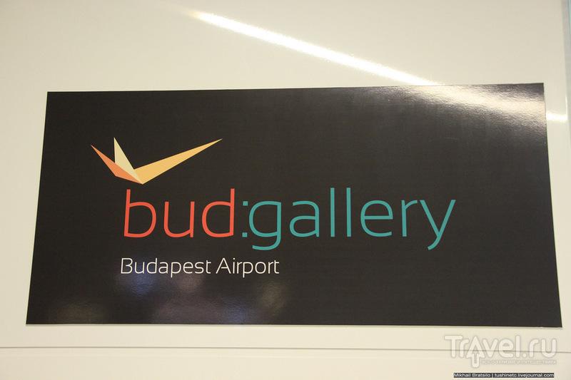 Фотовыставка в аэропорту Будапешта / Венгрия