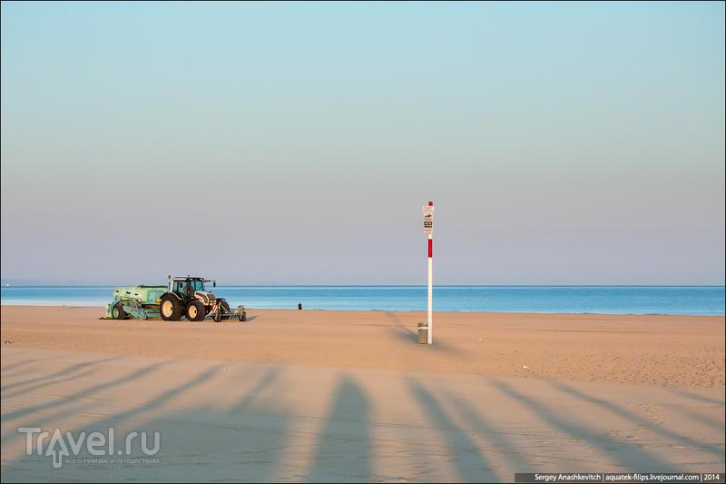 Любимый пляж мировой кинобогемы / Фото из Франции