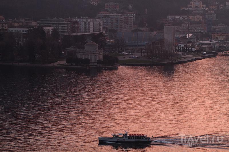 Озеро Комо. Италия / Фото из Италии