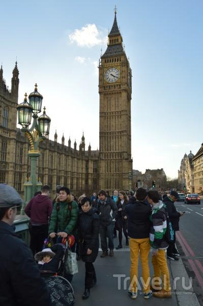 Первый раз в Лондоне. Прогулка на целый день / Великобритания