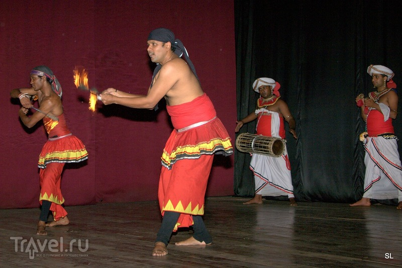 Sigiria - Kandy / Шри-Ланка