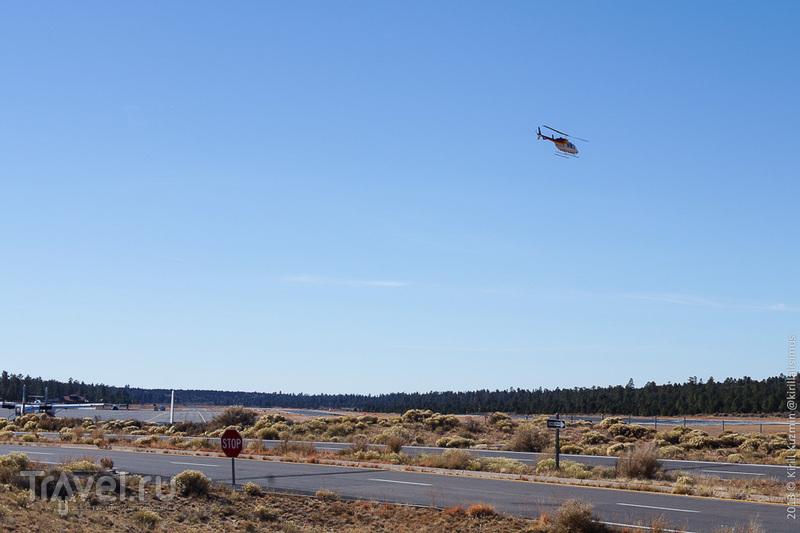 Гранд Каньoн. Полеты во сне и наяву / Фото из США