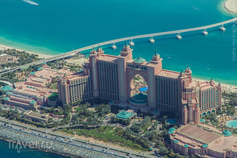 Гостиница Атлантис в Дубае, ОАЭ / Фото из ОАЭ