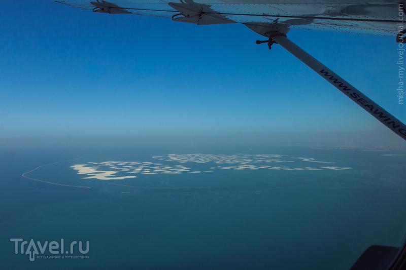 """Острова """"Мир"""" (The World) в Дубае, ОАЭ / Фото из ОАЭ"""