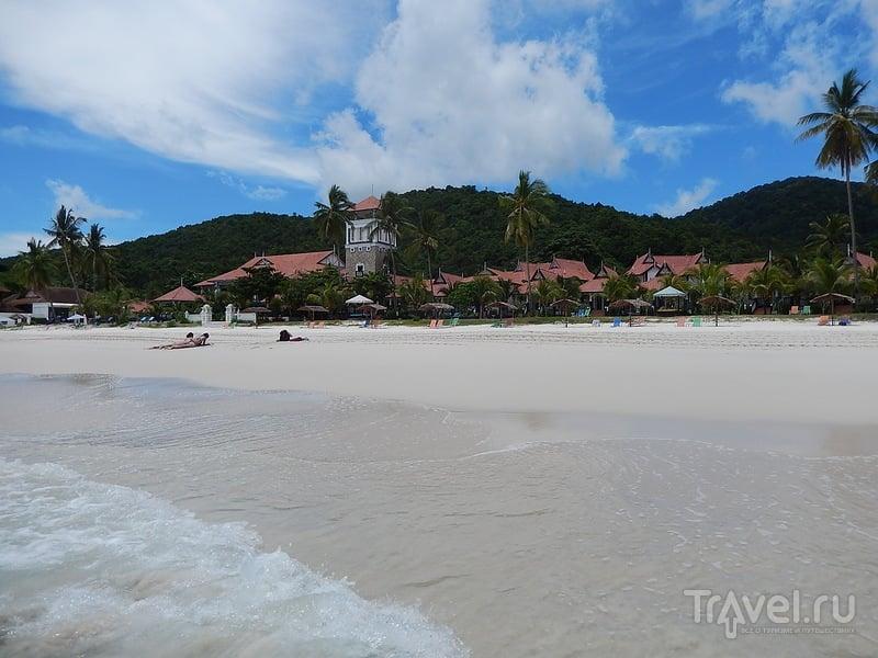 Малайзия. Остров Реданг - белоснежный рай / Фото из Малайзии