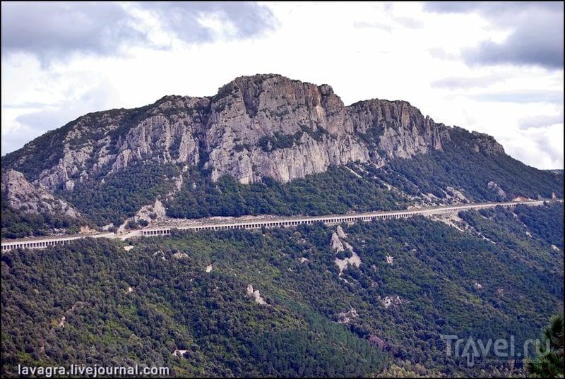 Дорогами Сардинии / Фото из Италии