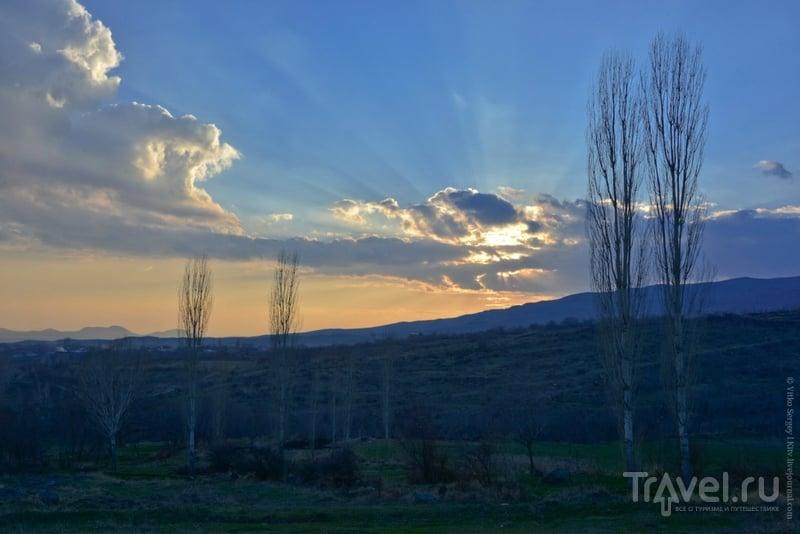По дорогам Армении / Фото из Армении